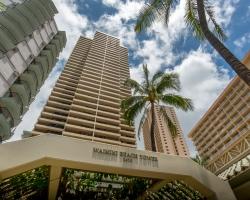 About Waikiki Beach Tower Waikiki Beachfront Vacation